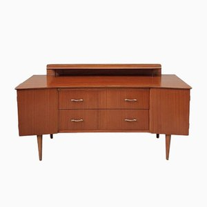 Mid-Century Compact Sideboard