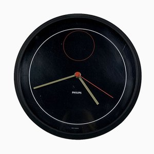 Geometric Clock from Philips, 1980s