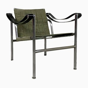 Model LC1 Armchair by Le Corbusier for Cassina, 1970s