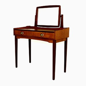 Swedish Rosewood Dressing Table, 1960s