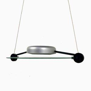 Lampada a sospensione Cyclos di Michele De Lucchi per Artemide, anni '80