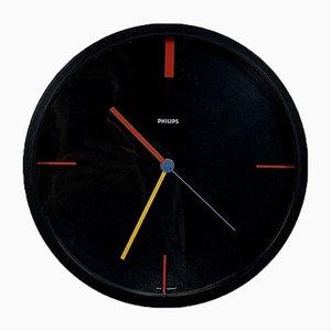 Horloge Bauhaus de Philips, 1980s