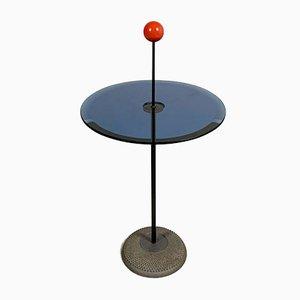 Tavolino Orio di Pierluigi Cerri per Fontana Arte, anni '80