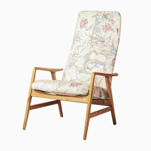 High Back Lounge Chair by Alf Svensson for Fritz Hansen, 1950s