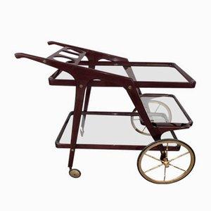 Chariot de Bar par Cesare Lacca, Italie, 1950s