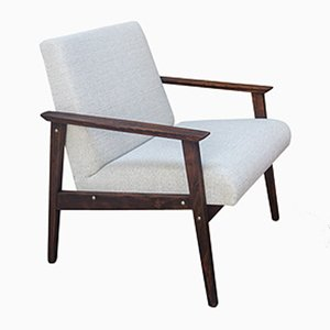 Mid-Century Armchairs by Miroslav Navrátil, 1960s, Set of 2