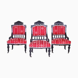 Chairs, 1850s, Set of 2