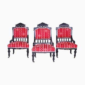 Chaises, 1850s, Set de 2