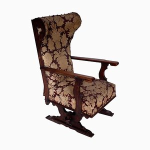 Antique Castle Chair, 1900s