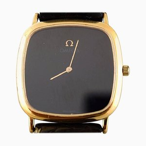 DeVille Quartz Vintage Ladies Watch from Omega, 1980s