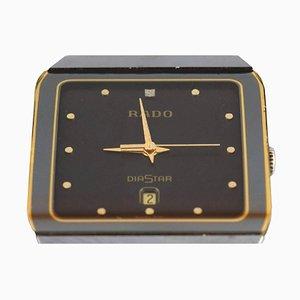Armbanduhr aus Stahl von Rado Diastar, 1980er