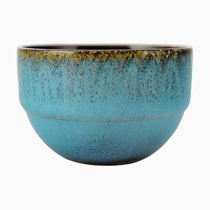 Ceramic Miniature Bowl by Stig Lindberg for Gustavsberg