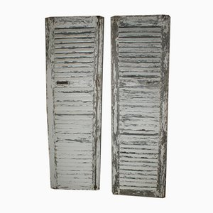 Antique Shutters, Set of 2