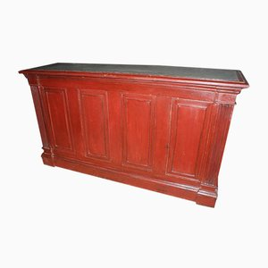 Painted Shop Counter, 1840s