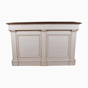Antique French Store Counter