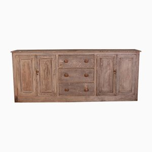 Country House Dresser Base Sideboard, 1830s