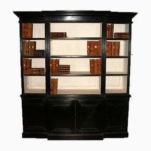 Kleines bemaltes Bücherregal