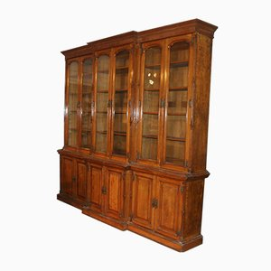 Breakfront Country House Bookcase, 1860s