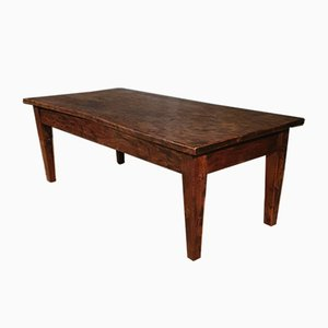 Burr Walnut Coffee Table, 1860s