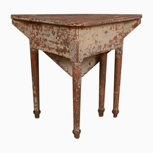 Swedish Console Table, 1820s