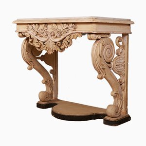 Swedish Console Table, 1860s