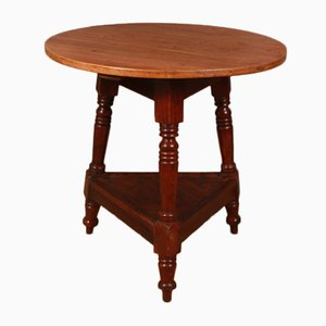 Welsh Pine Cricket Table, 1880s