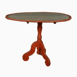 Swedish Tilt Top Table, 1790s