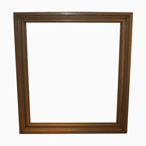 Large Window Frame Mirror