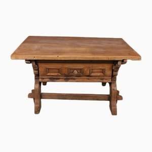 Fruitwood Low Table, 1780s