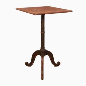 Schwedischer Dreibein Tisch, 1820er
