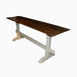 Abziehbarer Tisch im Schwedischen Stil