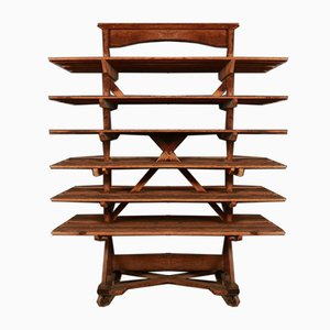 Antique English Bakers Rack