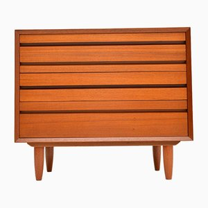 Vintage Danish Teak Chest of Drawers by Poul Cadovius for Cado, 1960s