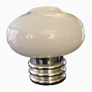 Mid-Century Italian Murano Glass Table Lamp from Carlo Nason