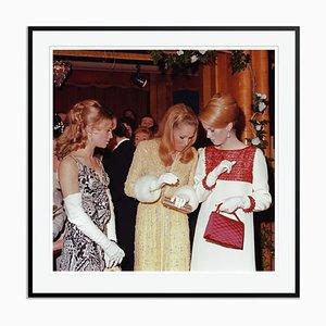 Blonde Beauties 1966 in Black Frame by George Freston