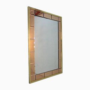 Large Mid-Century Italian Mirror