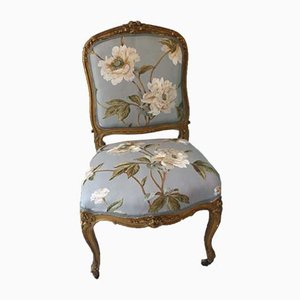 Louis XV Style French Dining Chairs, 1920s, Set of 2