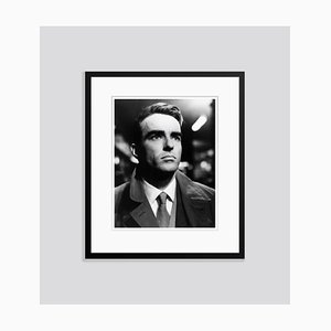 Montgomery Clift in Scene 1953 Archival Pigment Print Framed in Black by Everett Collection