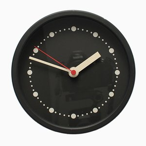 Vintage Minimalist Wall Clock from Elton, 1980s