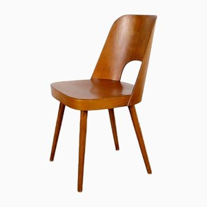 Mid-Century Dining Chair by Oswald Haerdtl for TON, 1960s