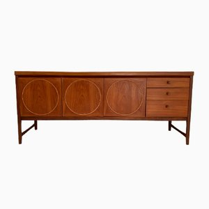Vintage Model Circle Sideboard from Nathan, 1960s