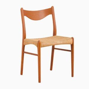 Chaise de Salon par Arne Wahl Iversen pour Glyngore Stolefabrik, 1960s