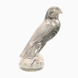 Falcon Radiator Cap from R. Lalique, 1924