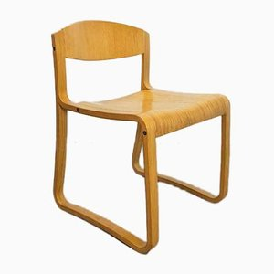 Vintage Scandinavian Plywood Chair