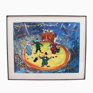 The Circus de Roland Dubuc, años 70