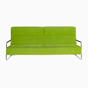Green Fabric 2-Seat Sofa Bed from Ligne Roset