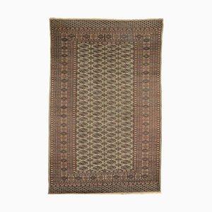 Tappeto in lana e lana di cotone, anni '90