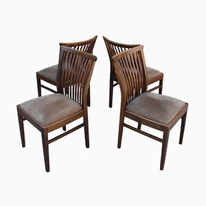 German Chairs, 1970s, Set of 5
