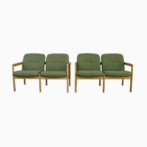 Vintage Sofas, 1960s, Set of 2