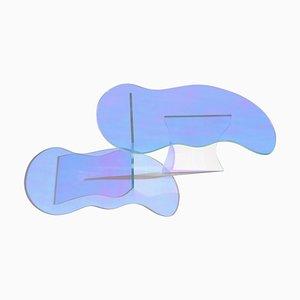Kinetic Colors Glastisch von Brajak Vitberg